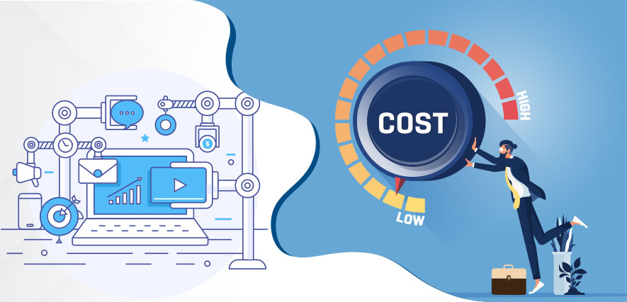 Marketing Automation Minimizes Cost