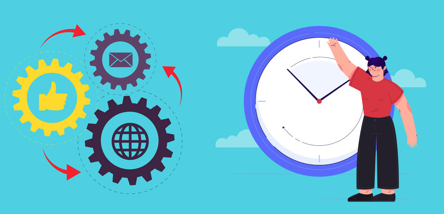 Marketing Automation Saves Your Time